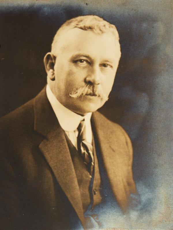 An image of Howard Hinton