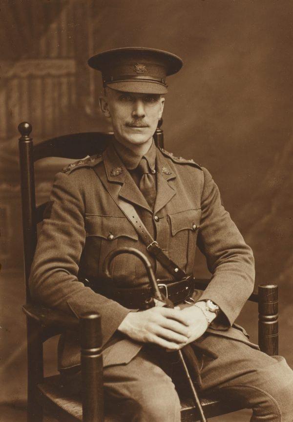 An image of Dr Robert A. Fox