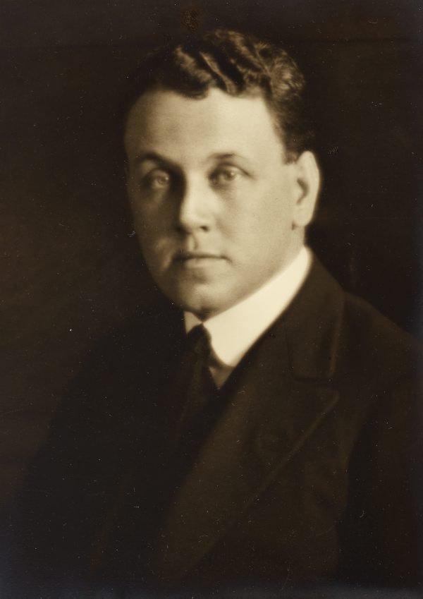 An image of J. R. McGregor