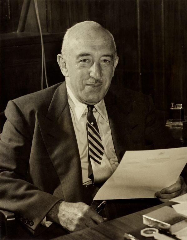 An image of Norman Schureck