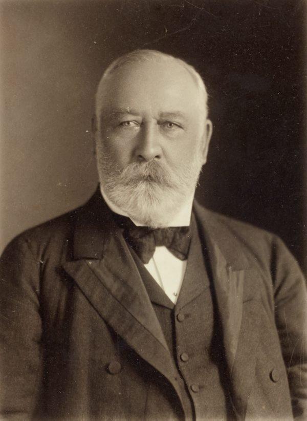 An image of Sir James Reading Fairfax