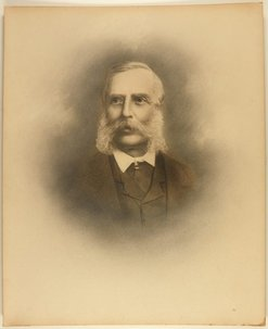 An image of Eliezer Levi Montefiore by Freeman Brothers