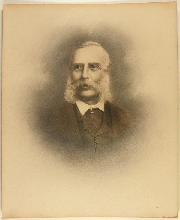 An image of Eliezer Levi Montefiore