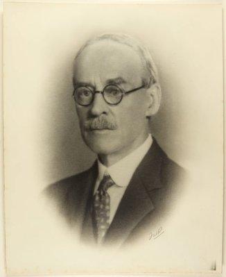 Alternate image of The Honourable John Lane Mullins by Falk Studios