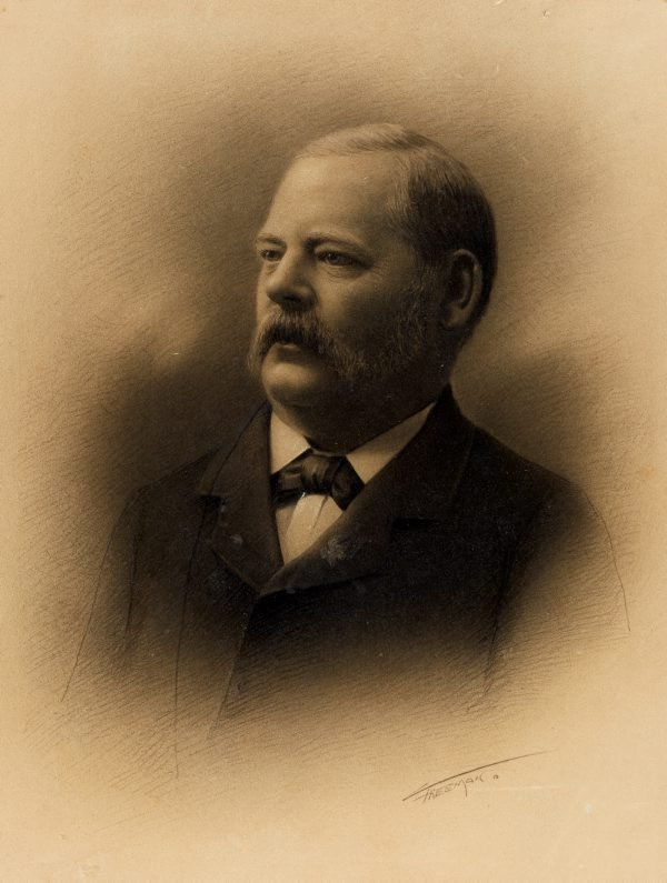 An image of Sir Patrick Alfred Jennings KCMG, MLC