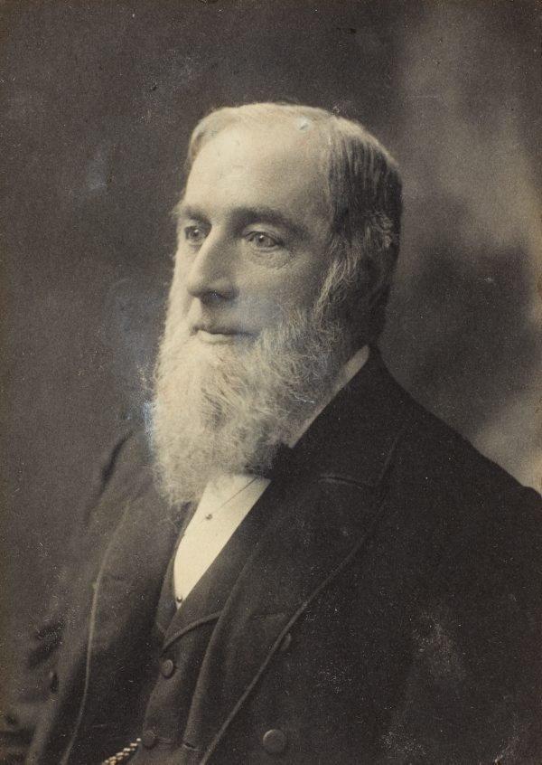 An image of Josiah Mullens FRGS