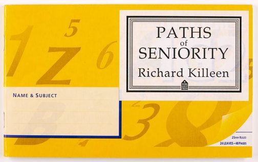 An image of Paths of seniority by Richard Killeen