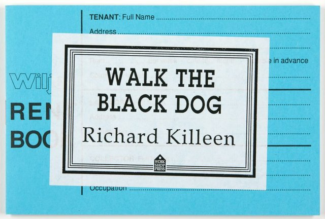An image of Walk the black dog