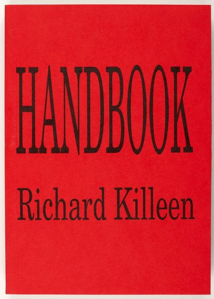 An image of Handbook by Richard Killeen