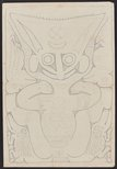 Alternate image of Pandame, a spirit figure by Simon Nowep
