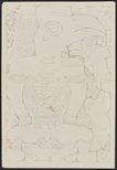 Alternate image of Cassowary spirit figure by Simon Nowep