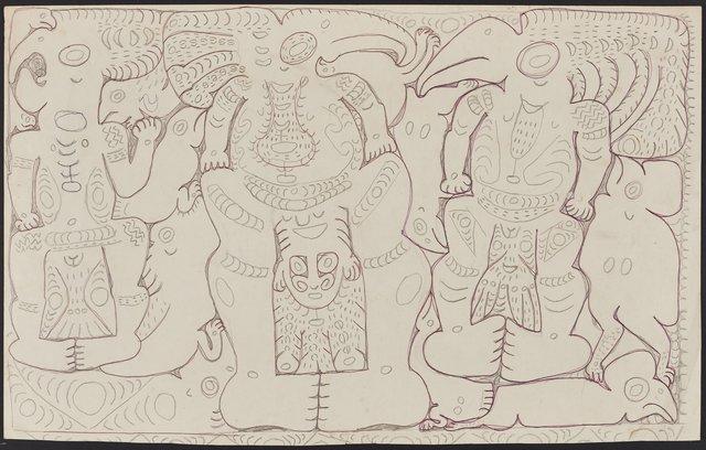 An image of Deman spirits