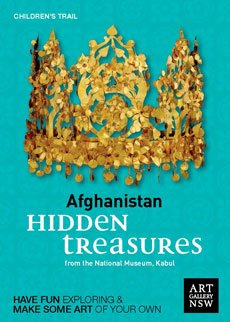 Download Afghanistan hidden treasures children's trail as PDF