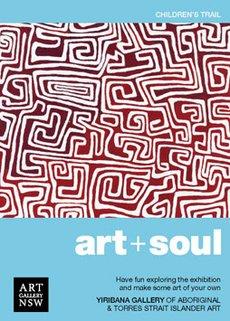 Download art + soul children's trail