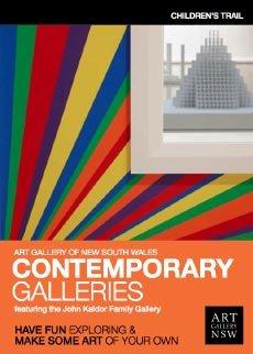 Download contemporary galleries children's trail