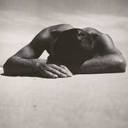 Image: Max Dupain Sunbaker 1937 (detail), gelatin silver photograph, 37.9 × 42.8 cm, , Art Gallery of NSW, purchased 1976