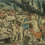 Image: Leon Kossoff From Cephalus and Aurora by Poussin no.3 1981 (detail) © Leon Kossoff