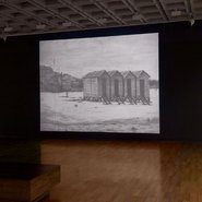 Image: William Kentridge Tide table 2003. Art Gallery of New South Wales. © William Kentridge