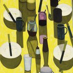 Image: John Brack The breakfast table 1958 (detail) Art Gallery of New South Wales © Helen Brack