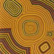 Image: Ronnie Tjampitjinpa Untitled 1994 (detail) © Ronnie Tjampitjinpa. Licensed by Aboriginal Artists Agency Ltd