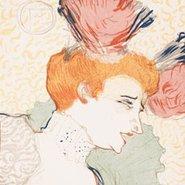 Image: Henri Toulouse-Lautrec Mlle Marcelle Lender en buste 1895 (detail)