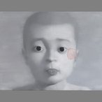 Image: Zhang Xiaogang The boy who sticks out his tongue 2001