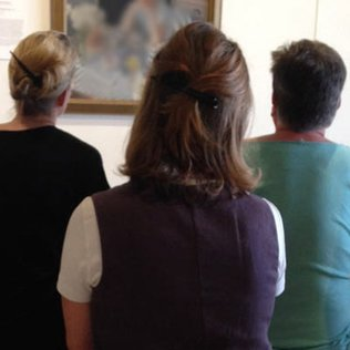 Experience mindfulness in the Gallery