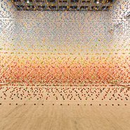 Image: Nike Savvas Atomic: full of love, full of wonder 2005 (detail), Art Gallery of New South Wales © Nike Savvas