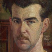Image: William Dobell Self portrait (detail) © Courtesy Sir William Dobell Art Foundation