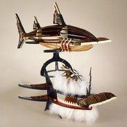 Image: Ken Thaiday Beizam (shark) dance mask 1996 © Ken Thaiday