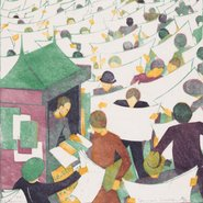 Image: Ethel Spowers Special edition 1936 (detail)