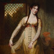 Image: John Hoppner Madame Hilligsberg c1790-95