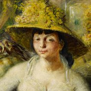 Image: William Dobell Margaret Olley 1948 (detail), Art Gallery of New South Wales © Courtesy Sir William Dobell Art Foundation.