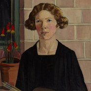 Image: Margaret Preston Self portrait 1930 (detail), Art Gallery of New South Wales © AGNSW
