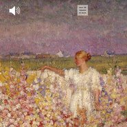 Image: John Russell Mrs Russell among the flowers in the garden of Goulphar, Belle-Île 1907 (detail)