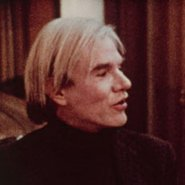 Image: still from Andy Warhol (1973) Courtesy National Film and Sound Archive of Australia