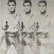 Image: Andy Warhol Triple Elvis 1963 (detail), Virginia Museum of Fine Arts, Richmond, Gift of Sydney and Frances Lewis. © Andy Warhol Foundation for the Visual Arts, Inc. Licensed by ARS/ Viscopy, Sydney