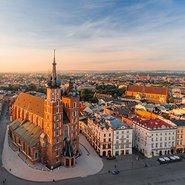 Image: Kraków, Poland