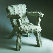 Image: Jan Howlin Cactus chair maquette. Photo: Anthony Browell