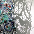 Image: Erub Arts Solwata Shadow 2015–16 (detail), ghostnet, rope and twine, dimensions variable. Detail shows section by Ellarose Savage. Courtesy the artists and ReDot Fine Art Gallery, Singapore. Photo: Lynnette Griffiths