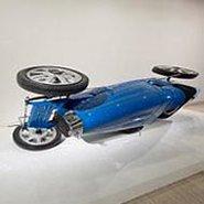 Image: James Angus Bugatti Type 35 2006