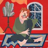 Image: Mitch Cairns Agatha Gothe-Snape (detail), Archibald Prize 2017 finalist