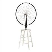 Image: Marcel Duchamp Bicycle wheel 1964 (replica of 1913 original), Philadelphia Museum of Art, gift of Galleria Schwarz d'Arte, Milan, 1964-175-1 © Association Marcel Duchamp/ADAGP. Copyright Agency, 2019