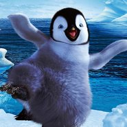 Image: Still from Happy feet