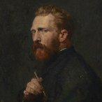Image: John Russell Vincent van Gogh 1886 (detail), Van Gogh Museum, Amsterdam (Vincent van Gogh Foundation)
