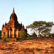 Image: Temple, Bagan, Myanmar. Courtesy of Freeimages.