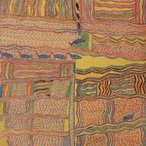 Image: Nänyin' Maymuru Djarrakpi 1947 (detail), lumber crayon on butchers paper, R M and C H Berndt Collection, Berndt Museum of Anthropology, University of WA, Perth © Estate of Nänyin' Maymuru