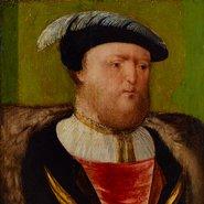 Image: Anglo-Flemish Workshop Henry VIII c1540 (detail)