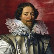 Image: Frans Pourbus Portrait of a man (detail)