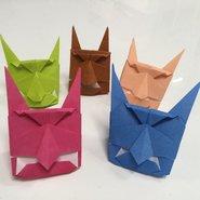 Image: Yokai origami, Midori Furze